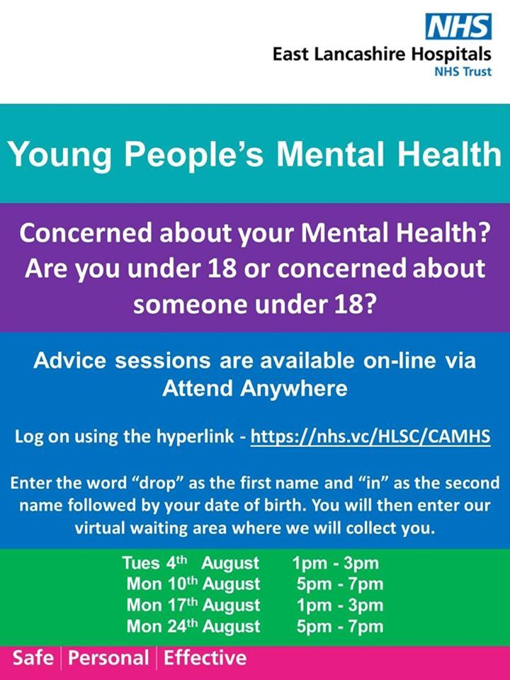 Young People's Mental Health